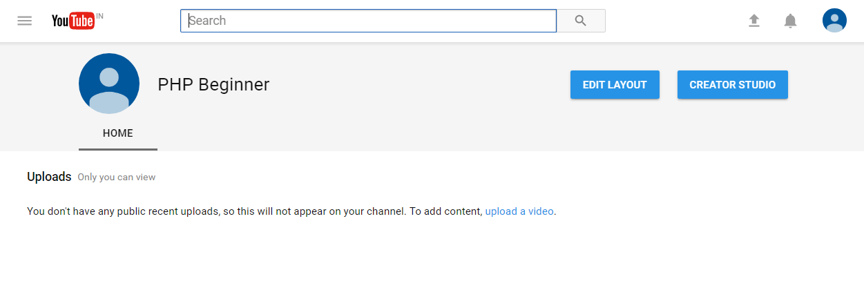 Create Multiple YouTube Channels